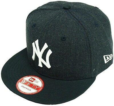 b7ce7df71d4 New Era New York Yankees Fresh Snapback navy MLB Cap Kappe 9fifty Basecap  OSFA