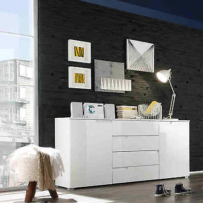staud rubin kommode mit t ren t renkommode kommode 80 cm breit viele farben eur 245 00. Black Bedroom Furniture Sets. Home Design Ideas