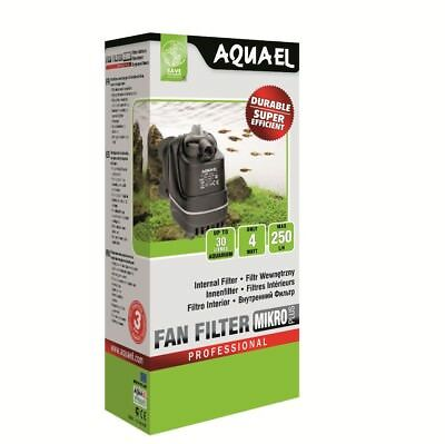 Aquael FAN mikro Plus Aquarium Innenfilter Aquariumfilter <30 L 4W 250 L/H