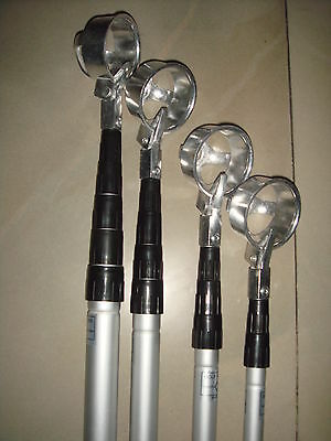 EXTRA LONG JL Golf ball retriever Choose size - 9,12,15 or 18 feet ft