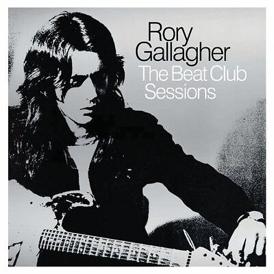 Beat Club Sessions - Rory Gallagher (2010, CD New)