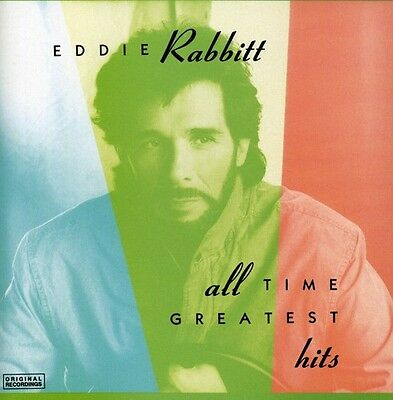 Rabbitt,Eddie - All Time Greatest Hits (CD New)