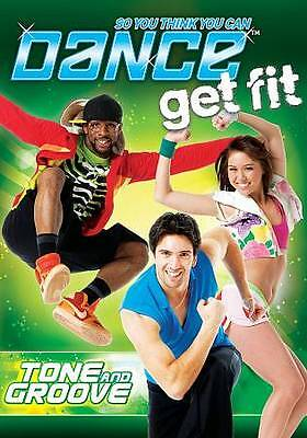So You Think You Can Dance Get Fit: Tone And Groove (DVD, 2009)