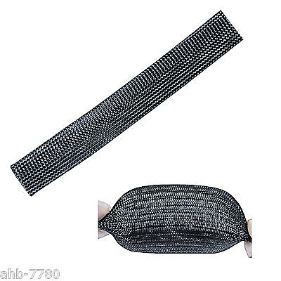 1 meter Braided Hose, Fabric Sleeve Cable Protection Cable Hose