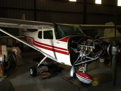 SUPER LOW TIME RESTORED 1958 CESSNA 175 W/ IO-360 CONTINENTAL STC & STOL KIT