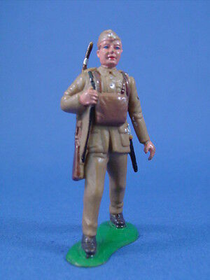 MARX Toy Soldiers Warriors of the World WWII British #2