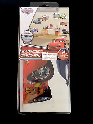 Disney Cars Peel Stick Wall Decals room decoration decor new stickers 25 Mater