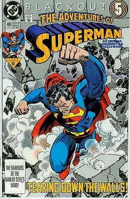 Adventures of Superman # 485 (USA, 1991)