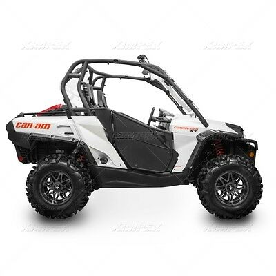 New Can Am Commander Maverick Door Kit Complete Brp 1000 800 Xt X Ltd 2 Doors