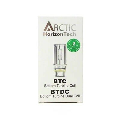 ARCTIC TANK SUB OHM 0.5 & 0.2 OHM BTDC REPLACEMENT COILS ~IN-STOCK~