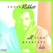 All Time Greatest Hits by Eddie Rabbitt (Warner Bros.) CD & PAPER SLEEVE ONLY