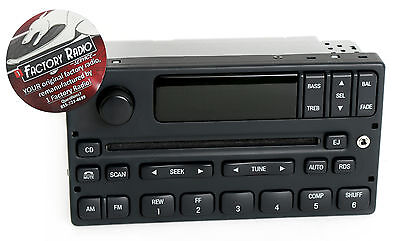 Remanufacture & Auxiliary Upgrade SERVICE for 1999-04 Ford F-150 AM FM CD Player