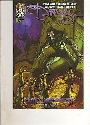 The Darkness #92 (2011) Top Cow/image Comics V/f+