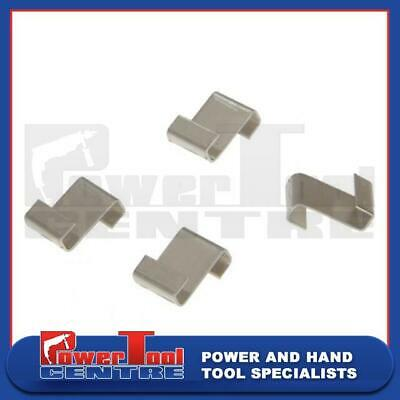 ALM GH002 Z Lap Metal Window Glazing Clips Pack of 50 for Greenhouses