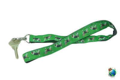 Beagle Lanyard Key Holder Badge Holder