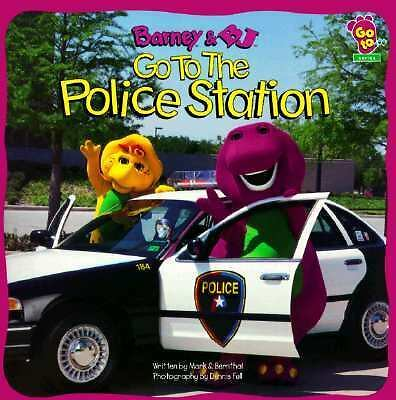 Barney And BJ Go To The Police Station, Publishing Lyrick, Good Book