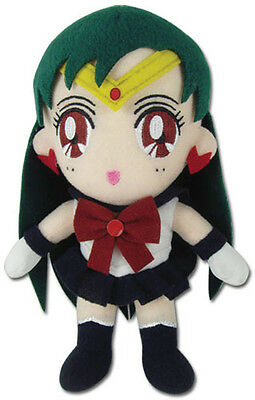 "NEW Great Eastern GE-52537 Sailor Moon Series - 8"" Sailor Pluto Stuffed Plush"