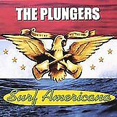 Surf Americana * by The Plungers (CD, Jun-2005, No Sweat Records)