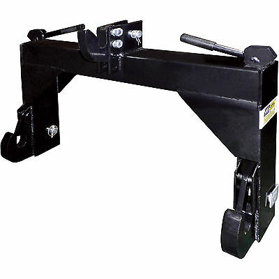 NorTrac Three-Point Quick Hitch-Category 1 #1104S084