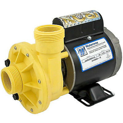 Waterway Iron Might Circulation Hot Tub Spa Pump or Motor 1/8hp Costco Bali Fiji