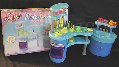 FANCY LIFE DOLLHOUSE FURNITURE SIZE Contemporary KITCHEN Sink (2916) FOR BARBIE