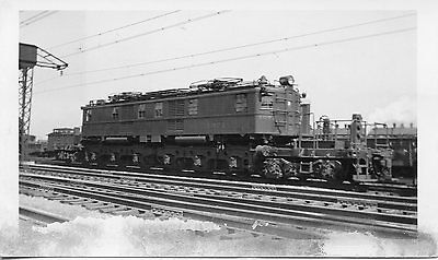 S087 RP 1936 CLEVELAND UNION TERMINAL RAILROAD LOCO #1071 CLEVELAND LINNDALE OH