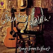Country Lovin': Songs From the Heart by Various Artists (CD)