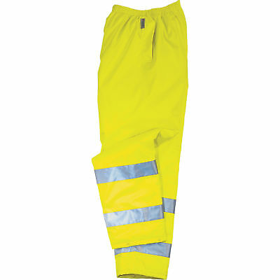 Ergodyne GloWear Class E Thermal Pants - Lime, Medium, #8295