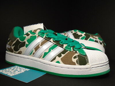 Details about New Adidas Adicolor Limited Edition Green G5 Superstar II ( 2 ) 11 Camo