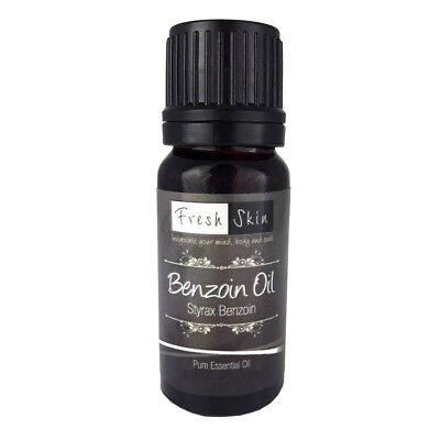10ml Benzoin Pure Essential Oil - 100% Pure, Certified & Natural - Aromatherapy
