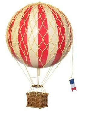 Authentic Models Travels Light Balloon, True Red