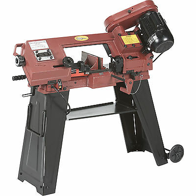 Northern Ind Hor/Vert Metal Cutting Band Saw 4 1/2in x 6in 3/4 HP 120V Motor