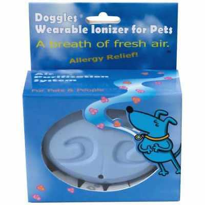 Doggles Wearable Ionizer