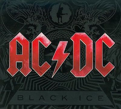 Black Ice [Digipak] RED COVER by AC/DC (CD, Oct-2008) BRAND NEW SEALED