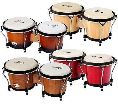 Xdrum Bongo Trommeln Percussion Instrument Latin Congas Schlag Instrument Fell
