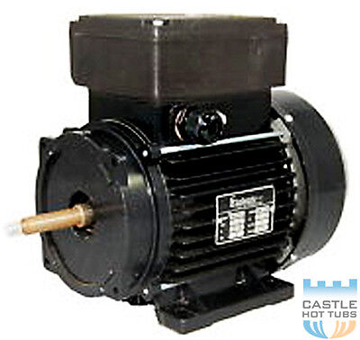HA440 Motor  - Fits Spaform - 2HP 2 Speed 48 Frame Hot Tub Spa Parts Spares