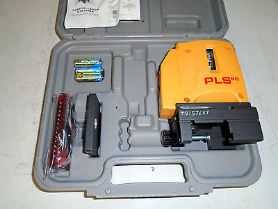 Pacific Laser System Pls90 System 90 Degree Right Angle Laser Used 04/2012