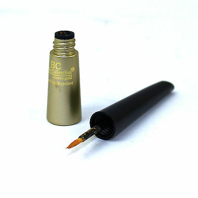 Eye Liner Liquid Make Up Long Lasting Cosmetic Gold Body Collection