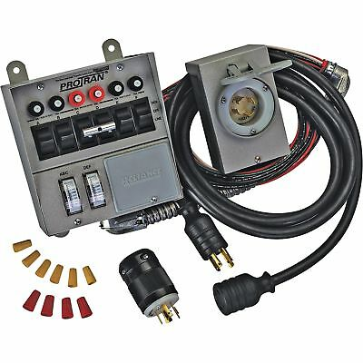 Reliance Controls Transfer Switch Kit-6 Circuit #31406CRK