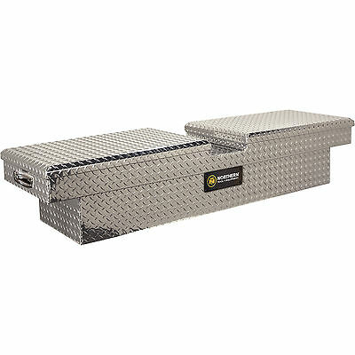 Northern Tool + Equipment Universal 2-Lid Crossbed Truck Box- 69in x 20in x 13in