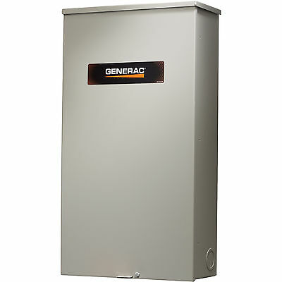 Generac Evolution Smart Switch Auto Transfer Switch- 200 Amps, Service Rated