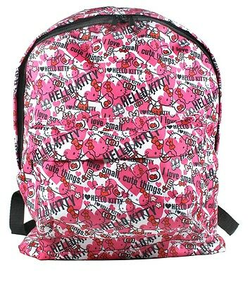 Brand New Authentic Hello Kitty Eikoh Back Pack / School Bag - Pink by Eikoh