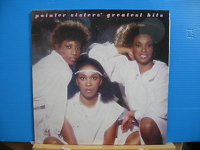 Pointer Sisters - Greatest Hits -Free UK Post