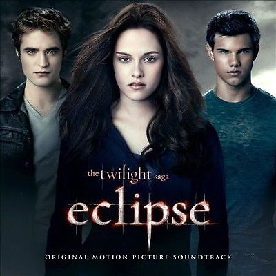 1 CENT CD The Twilight Saga: Eclipse - OST vampire weekend, the dead weather