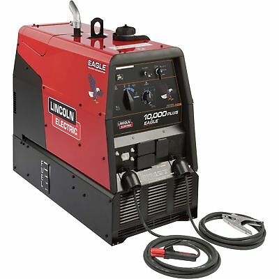 Lincoln Electric Eagle 10K Plus DC Arc Welder/AC Generator