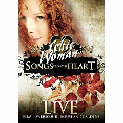 CELTIC WOMAN-SONGS FROM THE HEART DVD NEW
