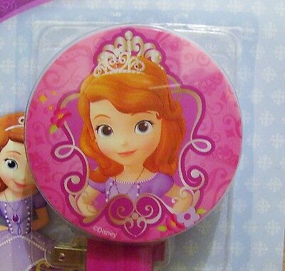 New Nightlight Walt Disney Brand Princess Sophia Night Light #2