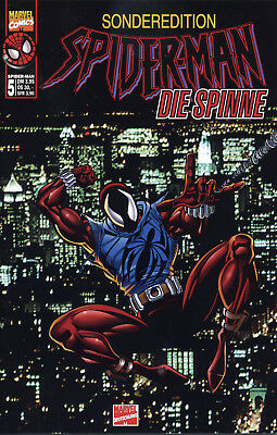 SPIDER-MAN/Die SPINNE Vol.1 (1997) deutsch ab # 0,1-47 + lim. Variants +Specials