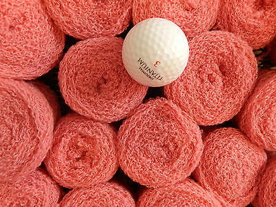 Recycled Yarn, 100% Cashmere, Lovely Pinkish Coral, 2 Strands, BIG LOT