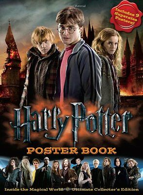 Harry Potter Poster Book: Inside the Magical World - Ultimate Collector's Editi